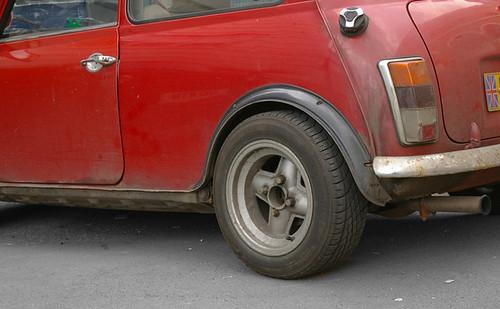 Mini: wheel