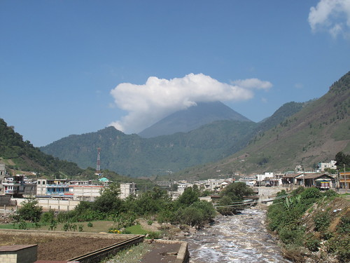 Volcan Santa Maria