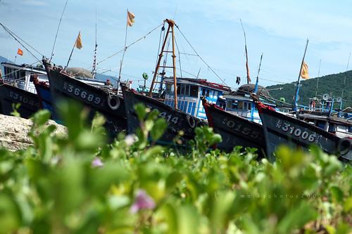 Cảng cá Thanh Khê - Đà Nẵng by you.