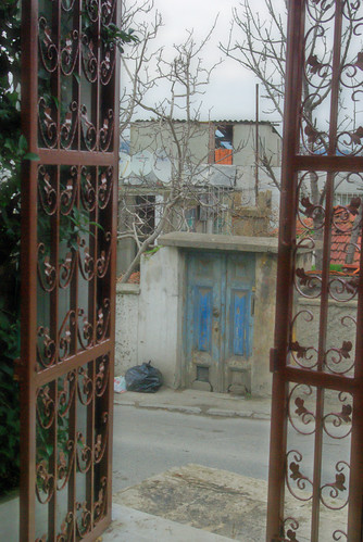 Rumi Mehmet Paşa Mosques door, Üsküdar, İstanbul, pentax k10d