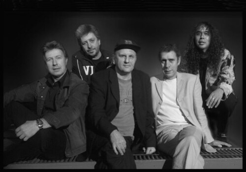 Cuby and The Blizzards (press)