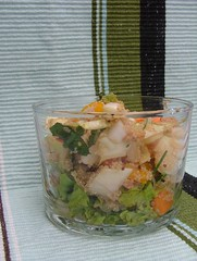 insalata di amaranto