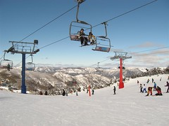 Ski Lifts 1, Mt Buller
