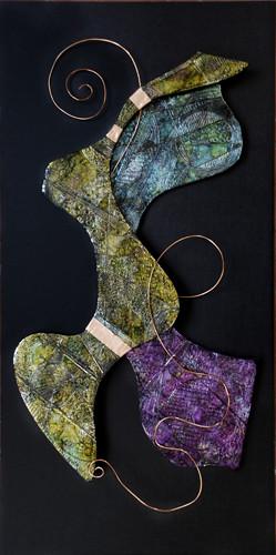 untitled mixed media #1 (c) Lynne Medsker