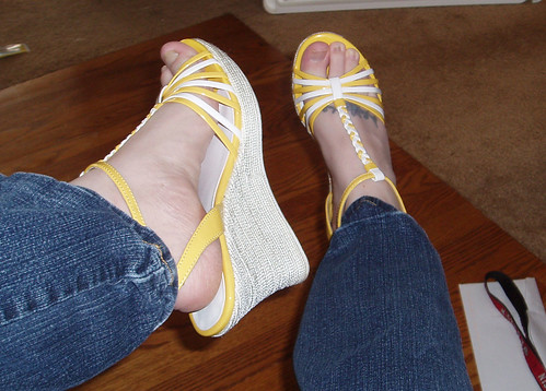 yellowshoes