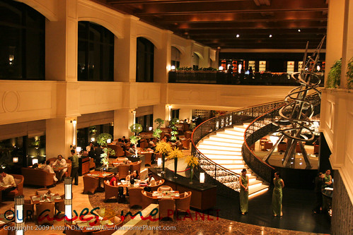 Spiral Buffet at Sofitel
