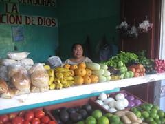 Au marché du Cañotal