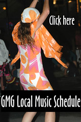 GMG Music Schedule