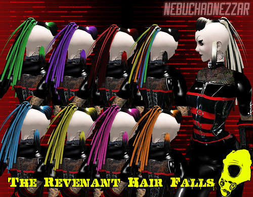 NDN - The Revenants Hair Falls