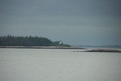 Deer Island lighthouse