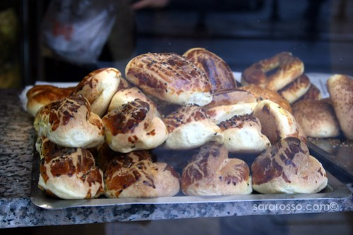 Turkish Breakfast Bread, Istanbul, Turkey