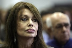 ITALY BERLUSCONI WIFE by Current News Stories