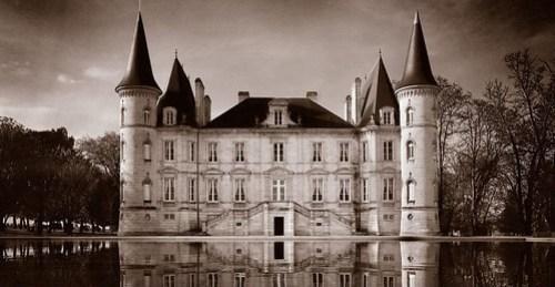 Chateau Pich?n Longeville Burdeos