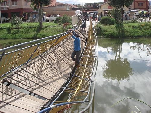 A bridge at Cenam 67ha