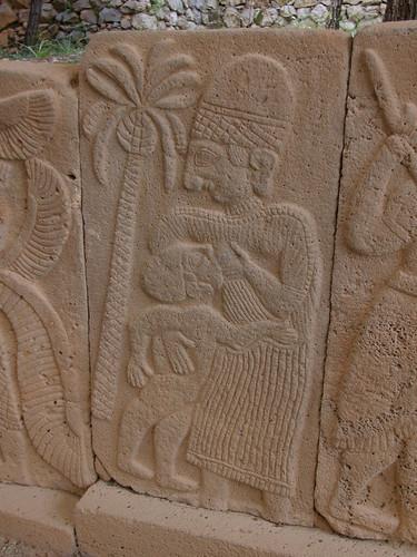 Karatepe - Aslantas Museum -Hittite Carvings 3 by you.