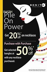 Bonita Promotion - Pile on Power