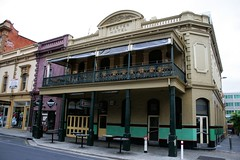 Exeter Hotel, Rundle Street