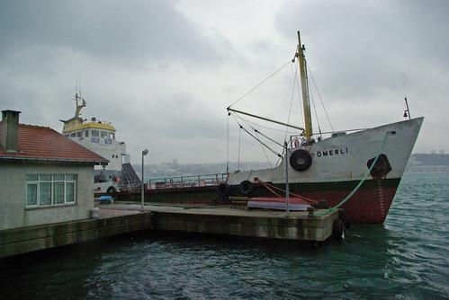 Paşalimanı port, Üsküdar, Bosphorus, İstanbul, Pentax K10d