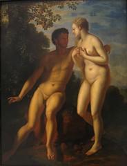 """""""Adam and Eve"""" - Adriaen van der Wer..."""