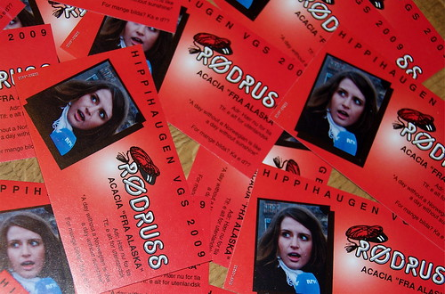 russ cards.