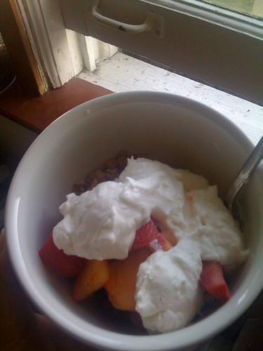 mmm, yummy breakfast