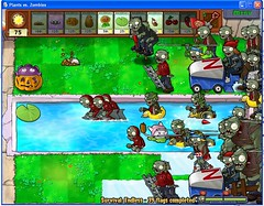 Plants vs Zombies, almost dead