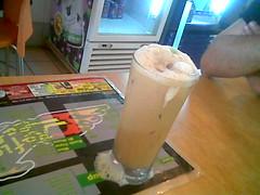 Rafie's Cafe Nescafe tarek