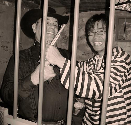 prisoner escapes