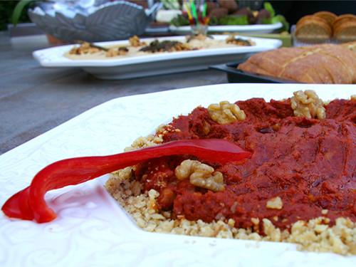 Afaf's Peppers & Walnut Pesto, MyLastBite.com