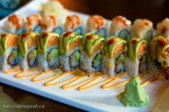 Irashai Grill - Sushi Rolls