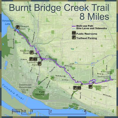 Burnt Bridge Creek