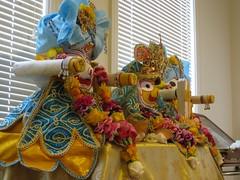 Jagannatha, Baladeva and Subhadra.