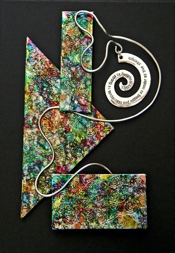 mini art #24 (c) 2009, Lynne Medsker
