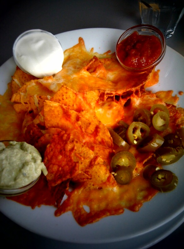 Danish nachos are delicious