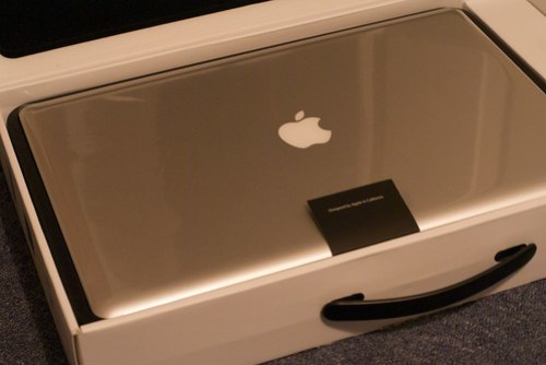 MacBookPro unboxing