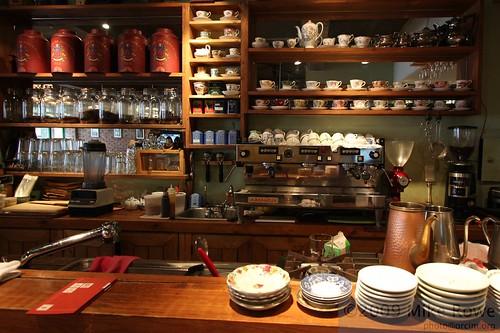 Terarosa Coffee, Gangneung
