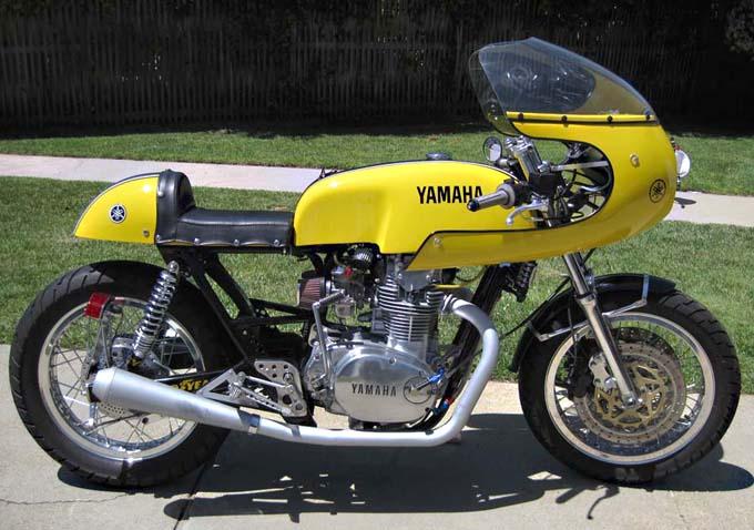 Yamaha XS650 Café Racer | pipeburnagain
