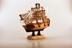 little pirate ship