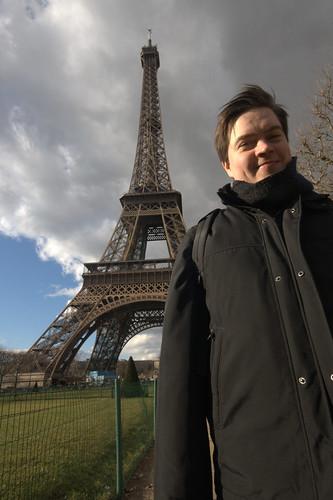 Minä ja torni