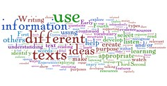 Literacy Experiences and Outcomes Colour