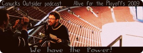 Alive for the Playoffs 2009 - We have the Power!