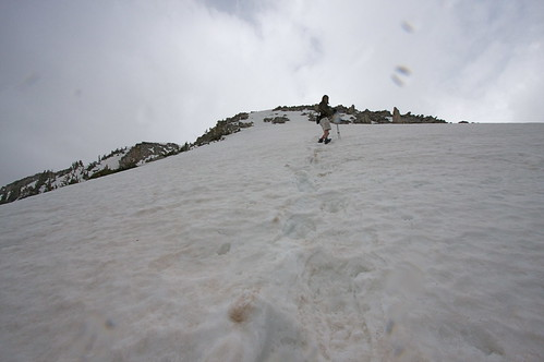On the Northeast Ridge