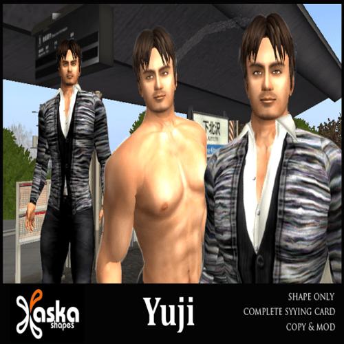 ASKA Shapes - Yuji