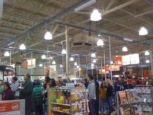Circuit CIty Closing Sale; Harrisonburg, VA