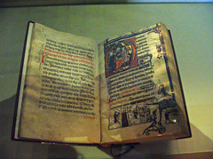 The Manuscript Room:  Book of Hours
