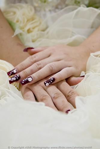 Tiny Mini Bit including the nails