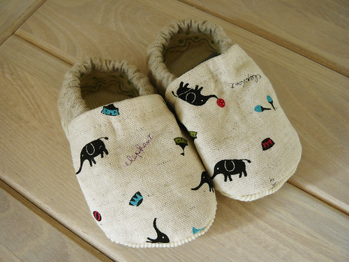 Baby Cloth Shoes