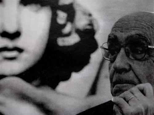 José Saramago ©laRepubblica, 2.04.2009, p. 39 (part.)