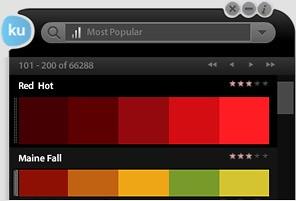 Crea paleta de colores facilmente