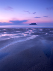 """Bass Rock at Dusk II • <a style=""""font-size:0.8em;"""" href=""""http://www.flickr.com/photos/26440756@N06/3648167466/"""" target=""""_blank"""">View on Flickr</a>"""